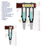 12kv 24kv 36kv de Schakelaar van de Kabel van de Elleboog van Deadbreak voor Mechanisme