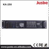 PAシステムKa250 200Wの段階のマスターの電力増幅器