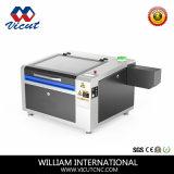 Tipo mini máquina del vector de grabado del laser de la máquina de la marca del laser