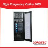 UPS em linha de alta freqüência 1-10kVA da montagem de cremalheira da fase monofásica