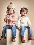 昇進の価格の赤ん坊のためのかわいいEarflapの帽子