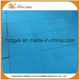 Couvre-tapis en caoutchouc composés résistants aux chocs d'étage de centre de forme physique