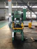 Öffnen-Örtlich festgelegtes geneigtes/Kippen mechanische Presse für Aluminium, Kohlenstoffstahl, Edelstahl-Stempeln von 40t