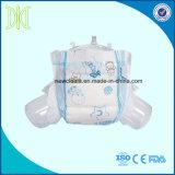 Pañales asoleados al por mayor del bebé con los pañales del bebé de la buena calidad