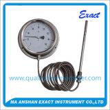 Termometro di forno industriale capillare dell'acciaio inossidabile di alta qualità