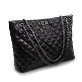 Sac à main de couturier de sac d'emballage de cuir de qualité de sac à main d'Embrodered de femmes
