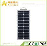 15W 5 anni della garanzia IP65 LED di risparmiatore di energia chiara solare