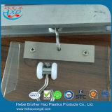 Складывая стальные гибкие комплекты оборудования агрегата занавеса двери прокладки PVC