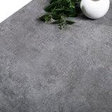 Le mattonelle rustiche 600X600mm della pietra della sabbia delle mattonelle del cemento delle mattonelle di pavimento della porcellana di colore nero