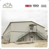 창조적인 디자인 강철 구조물 이동할 수 있는 일본 조립식 가옥 집