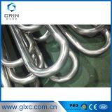 SA556 Tubes d'échangeur de chaleur en acier inoxydable de 2 pouces en acier inoxydable