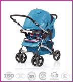 Buggy del passeggiatore del bambino con la sede di automobile C68