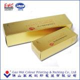 Rectángulos de papel de empaquetado para la crema