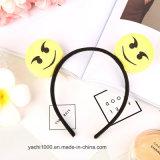 Headband de venda quente de Emoji dos acessórios do cabelo do estilo vário