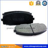 04465-26320 chinesische Scheibenbremse-Auflage für Toyota