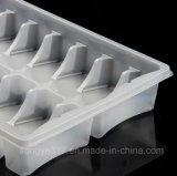 Belüftung-transparenter rechteckiger Nahrungsmittelblasen-Kasten