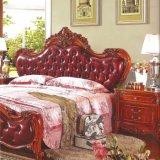 غرفة نوم سرير وأداة تسوية طاولة لأنّ أثاث لازم بينيّة
