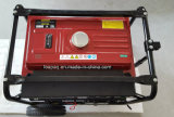 De Wielen & het Handvat van de Generator van de benzine door de Originele Motor Gx390 worden aangedreven die van Honda