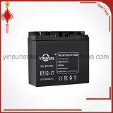 L'usine vendent directement le coffre-fort et la plus défunte batterie noire de 12V 17ah