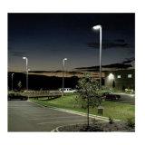 5 da garantia da eficiência elevada 110W do diodo emissor de luz de estacionamento do lote da iluminação do retrofit anos de luz de Shoebox