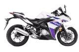300cc que compete a motocicleta
