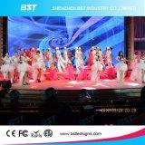 Druckgießenaluminium P3.9 SMD2121 Mietinnen-LED-Bildschirm für Stadiums-Live-Show
