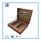 صندوق من الورق المقوّى ورقيّة لأنّ أحذية/مجوهرات/ملابس/مستحضر تجميل/[برفوم/] إلكترونيّة