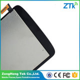 Индикация LCD черни/сотового телефона для экрана касания LG K8