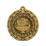 Qualitäts-Decklack-Musik-Erscheinen-Medaille