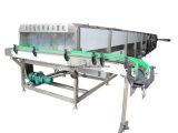 Máquina da pasteurização do túnel do suco do frasco