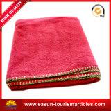 工場飛行機毛布は熱販売する航空会社毛布(ES3051508AMA)を