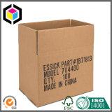 Коробка Corrugated картона стены двойника печати цвета Flexo бумажная