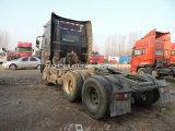 Verwendeter 6X4 Sinotruck HOWO A7 Traktor-LKW-Kopf