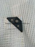 50GSM-300GSM PE van Korea Geteerd zeildoek met UV dat voor Auto /Truck/het Linon Tarp wordt behandeld van de Dekking van de Boot