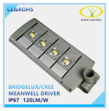 Luz aprovada da estrada da rua do diodo emissor de luz 50W de RoHS do Ce com IP67