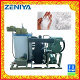 Máquina de hielo adaptable de la escama del agua de mar para el proceso/preservación de los mariscos
