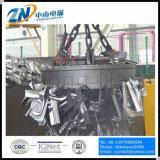 Eletroímã de levantamento circular para a sucata de aço, a esfera de aço e o lingote do aço na alta temperatura