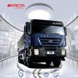camion à benne basculante de 340/380HP 6X4 Iveco Genlyon chaud en Russie