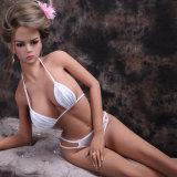 Aufbereitete TPE-größte Brust-Geschlechts-Puppe für Brust-Geschlecht