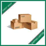印刷されたクラフトのボール紙包装ボックス製造者