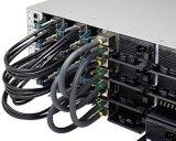 Interruptor portuário selado novo da rede Ethernet do gigabit do ponto de entrada de Ws-C3850-48f-S 48