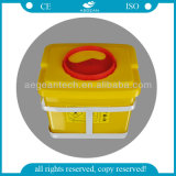 AG-Mt014 ABS New Material Hospital Medical Trolley