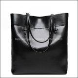 2017の方法によって決め付けられるハンド・バッグ、カスタム大きいトートバックの革製バッグの女性デザイナー女性ハンド・バッグ