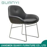椅子を中国製食事するステンレス鋼の足PU