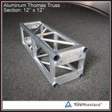Braguero de aluminio de Thomas del tornillo de la alta calidad para el curso de obstáculo