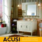 De in het groot Amerikaanse Eenvoudige Ijdelheid van de Badkamers van de Stijl Stevige Houten (ACS1-W40)