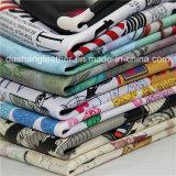 Nuevo cuero del diseño del PVC para la cubierta del sofá y la fabricación de los muebles (DS -B805)