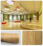PVC Eco-Friendly natural revestimento de madeira Dance Floor usado para a venda