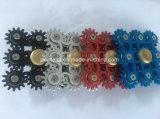 다중 기어 결합 알루미늄 금속 손 싱숭생숭함 방적공 장난감