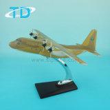 1: 100 aviões modelo militares de Lockheed C-130 Hercules